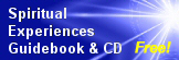 Spiritual Experiences Guide Book and CD